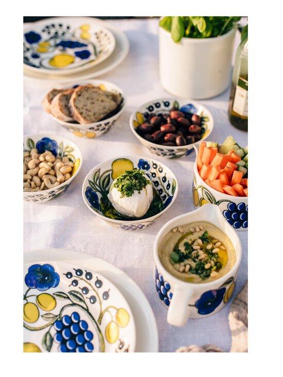 Arabia - Paratiisi-kaadin, pieni - WHITE, BLUE, YELLOW, GREEN | Stockmann - photo 3