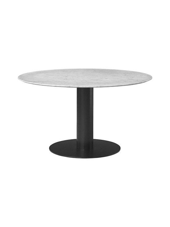 Gubi - 2.0-pöytä Ø 130 cm - WHITE CARRARA MARBLE | Stockmann - photo 1