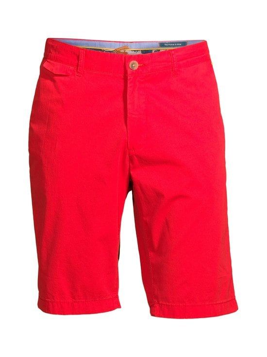 Camel Active - Chino Bermuda -shortsit - 50 RED | Stockmann - photo 1