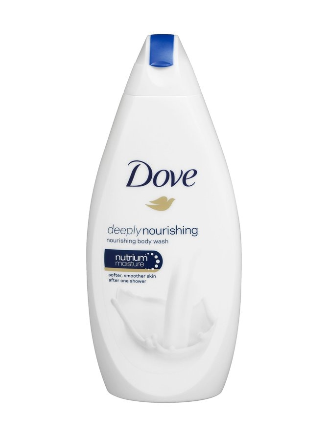 Deeply Nourishing -suihkusaippua 500 ml