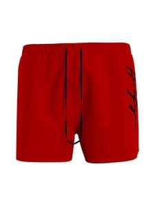Tommy Hilfiger - Medium Drawstring -uimahousut - XLG PRIMARY RED | Stockmann