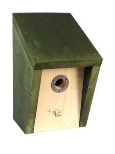 Ecofurn - PÖNTTÖ 28 -linnunpönttö - GREEN | Stockmann