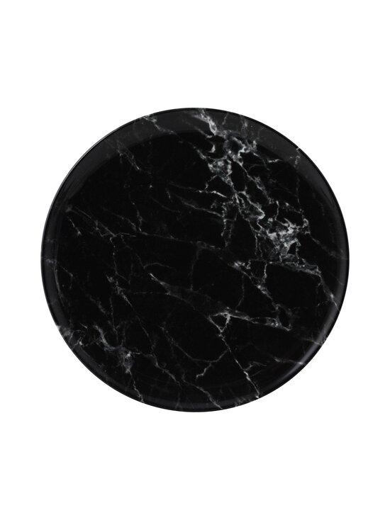 Villeroy & Boch - Marmory-lautanen ⌀ 21 cm - BLACK   Stockmann - photo 1