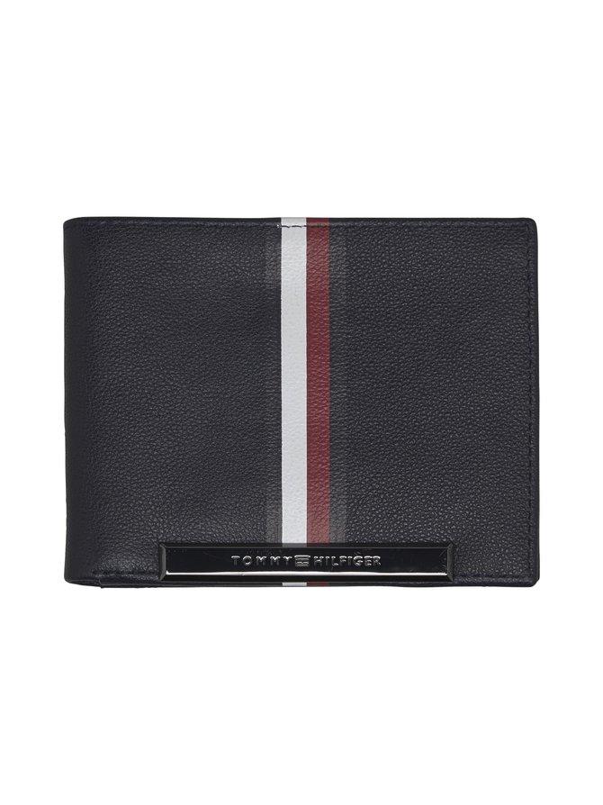Small Stripe Card Wallet -korttikotelo