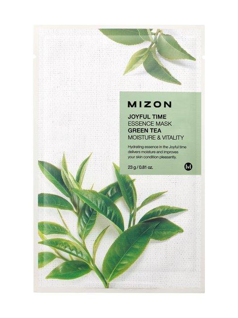 Joyful Time Essence Green Tea Mask -kangasnaamio  23 g