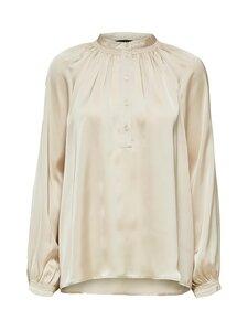 Selected - SlfHarmony LS Shirt -pusero - SANDSHELL | Stockmann