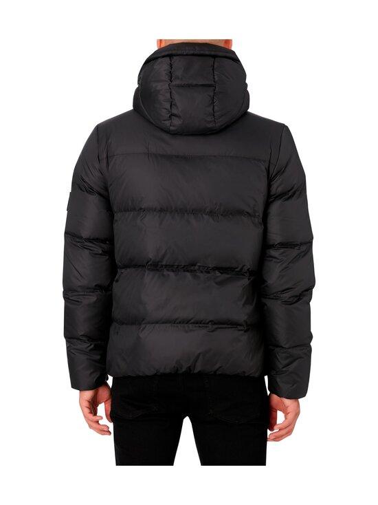 Calvin Klein Jeans - Hooded Down Puffer Jacket -untuvatakki - BAE CK BLACK | Stockmann - photo 5