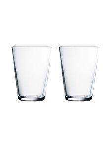 Iittala - Kartio-juomalasi 40 cl, 2 kpl - KIRKAS | Stockmann