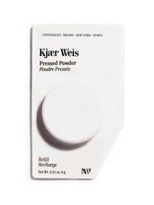Kjaer Weis - Pressed Powder Refill Translucent -puuteri, täyttöpakkaus - null | Stockmann