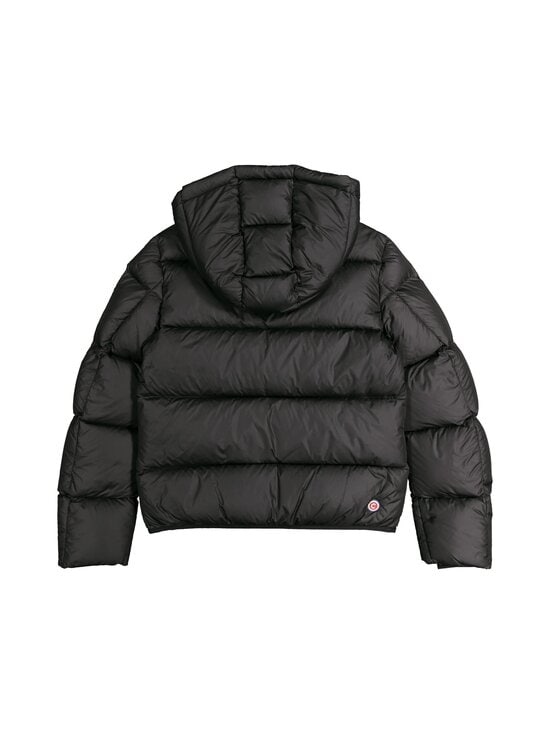 COLMAR - 5ST Short puffer down coat with hood COLMAR 99 BLACK-SPIKE 12 - 99 BLACK-SPIKE | Stockmann - photo 2