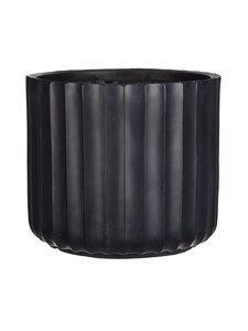 Wikholm Form - Pandora M -ruukku 36 x 32 cm - BLACK | Stockmann