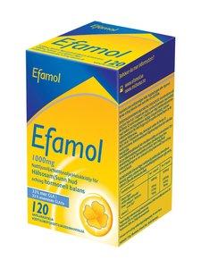Efamol - Efamol Helokkiöljy+E-vitamiini -ravintolisä 120 kaps./1000 mg | Stockmann