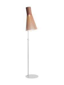 Secto Design - Secto Floor Lamp Walnut -lattiavalaisin - WALNUT | Stockmann