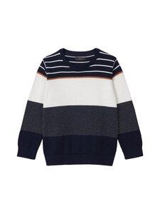 Mayoral - Color block jersey -neulepaita - 16 NAVY | Stockmann