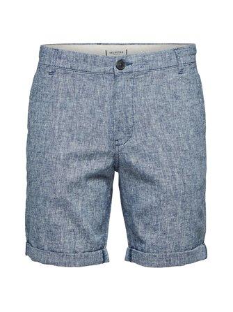 Slhstraight-Paris shorts