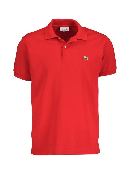 Lacoste - Classic fit -pikeepaita - RED | Stockmann - photo 1
