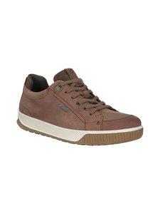ecco - Byway Tred M -nahkasneakerit - 02280 BRANDY | Stockmann