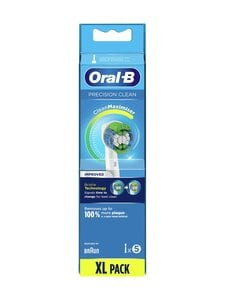Oral-B - Precision Clean -harjaspää 5 kpl - WHITE | Stockmann