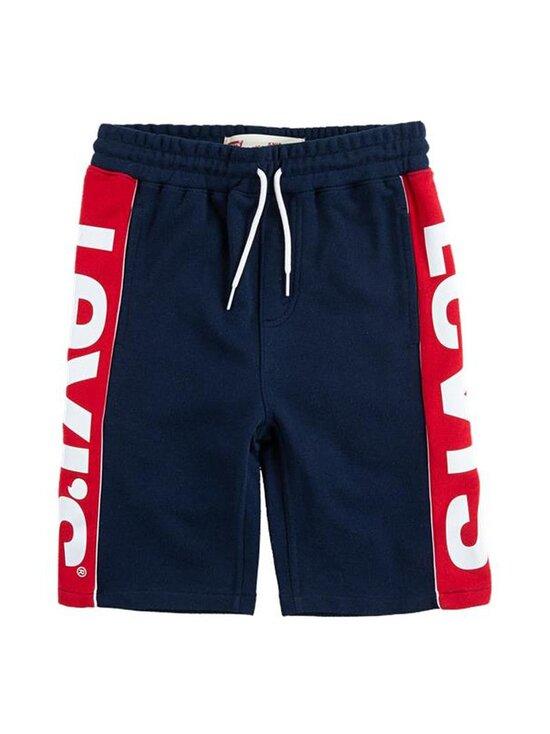 Levi's Kids - LVB Knit Jogger Logo Short -shortsit - DRESS BLUES   Stockmann - photo 1