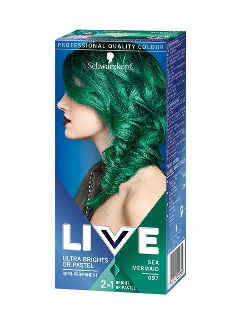 Live Color Ultra Brights -hiusväri