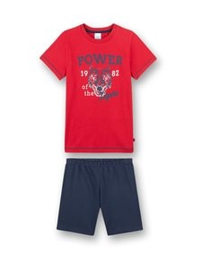 Sanetta - Shortsipyjama - 3782 RED | Stockmann