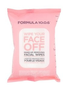 Formula 10.0.6 - Wipe Your Face Off Wipes -meikinpuhdistusliinat 25 kpl - null | Stockmann