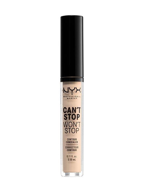 NYX Professional Makeup - Can't Stop Won't Stop Contour Concealer -peitevoide - 02 ALABASTER   Stockmann - photo 1