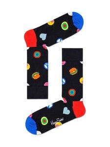 Happy Socks - Symbol Dot -sukat - 9000 BLACK | Stockmann