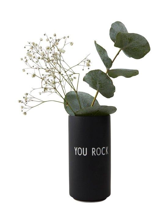 Design Letters - Favourite-maljakko, You Rock - BLACK | Stockmann - photo 2