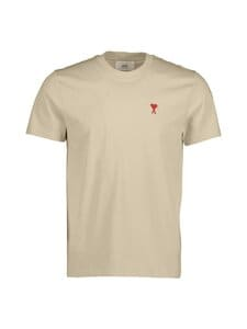 Ami - Ami De Coeur T-Shirt -paita - BEIGE/250 | Stockmann