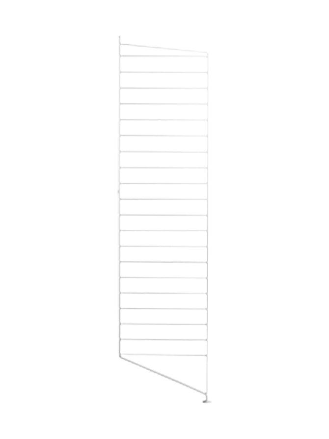 String System -lattiasivupaneelit 115 x 30 cm, 2 kpl