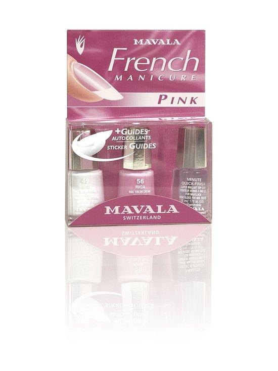 Mavala - French Manicure Pink -tuotepakkaus | Stockmann - photo 1