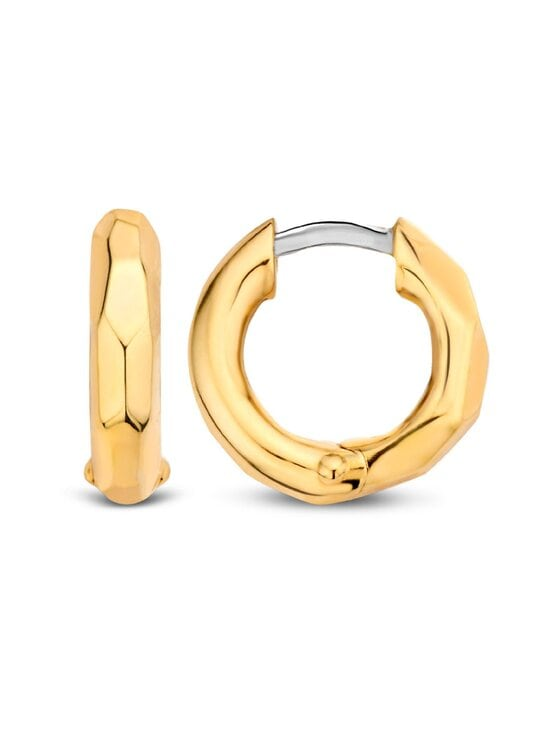 Ti Sento - Korvakorut - SILVER YELLOW GOLD PLATED | Stockmann - photo 3