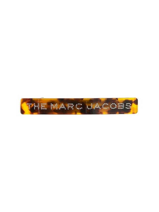 Marc Jacobs - The Barrette -hiussolki - 248 TORTOISE | Stockmann - photo 1