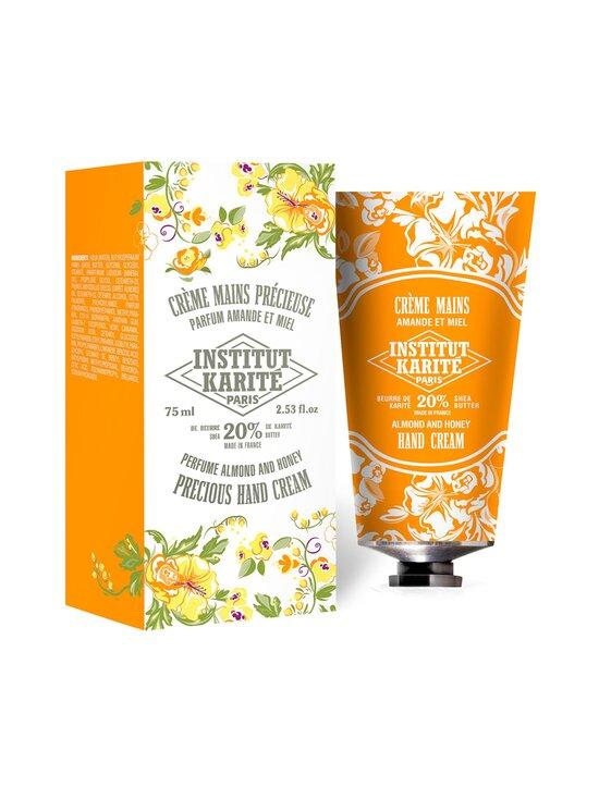 Institut Karite - Shea Hand Cream So Precious Almond and Honey -käsivoide 75 ml - NOCOL | Stockmann - photo 1