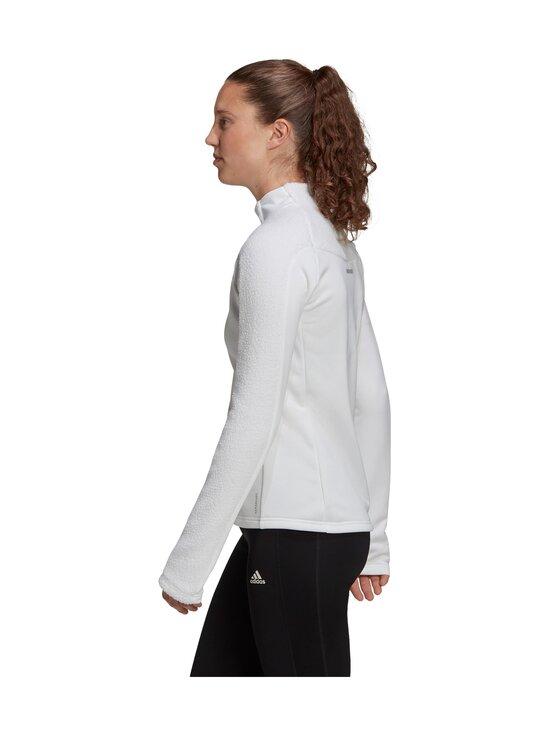 adidas Performance - Warm LS -urheilupaita - WHITE WHITE   Stockmann - photo 6