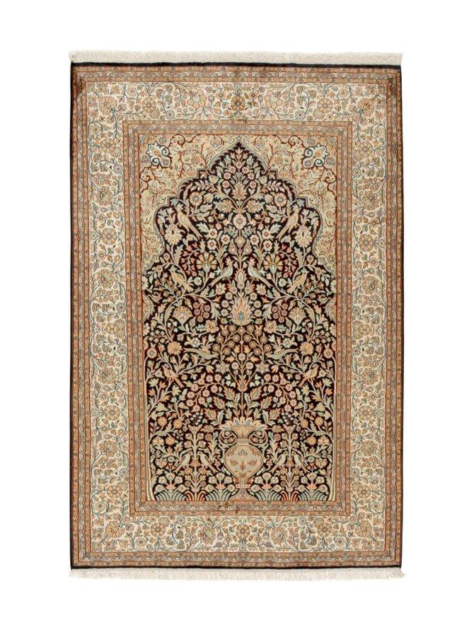 Kashmir Silk -matto 122 x 188 cm