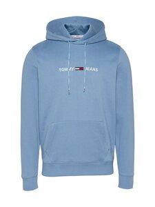 Tommy Jeans - Tjm Fleece Logo Hoody -huppari - CZD VINTAGE DENIM | Stockmann