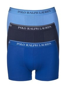 Polo Ralph Lauren - Bokserit 3-pack - SININEN | Stockmann