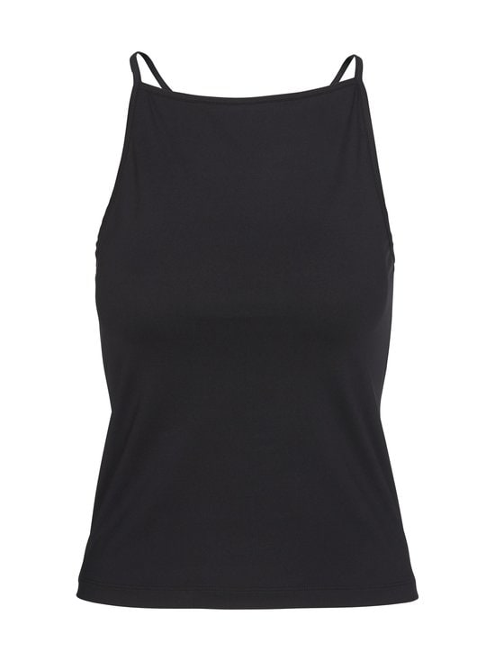 Filippa K - Soft Cross-back Tank -toppi - 1433 BLACK | Stockmann - photo 1