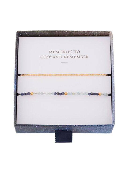 Pernille Corydon - Dream Bracelet Box -rannekoru 2 kpl - GOLD PLATED SILVER | Stockmann - photo 1