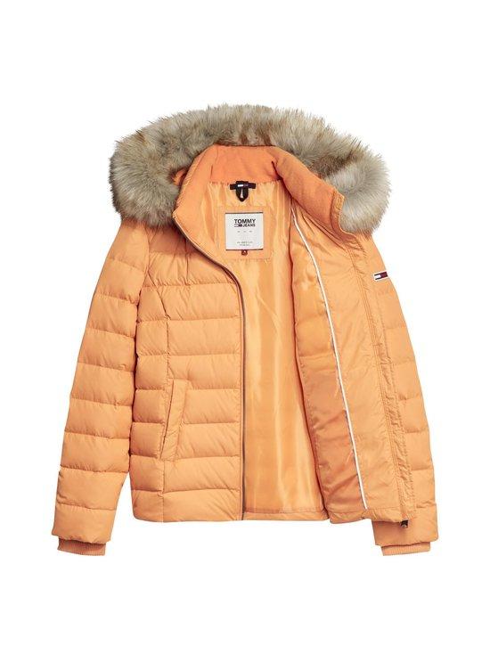Tjw Basic Hooded Down Jacket -takki