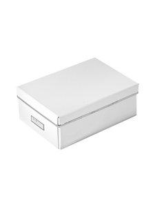 Bigso Box - Säilytyslaatikko - VALKOINEN | Stockmann