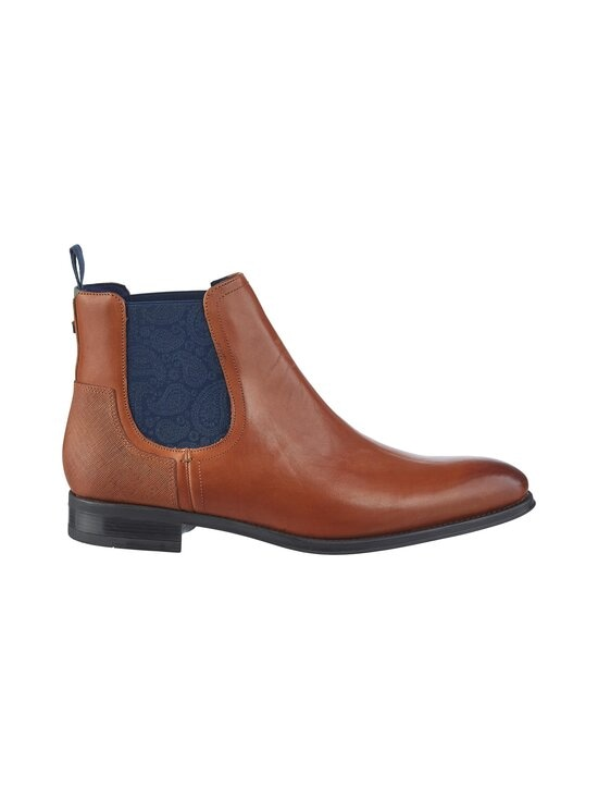 Ted Baker London - Tradd Elastic Boot -nahkanilkkurit - 27 TAN | Stockmann - photo 1