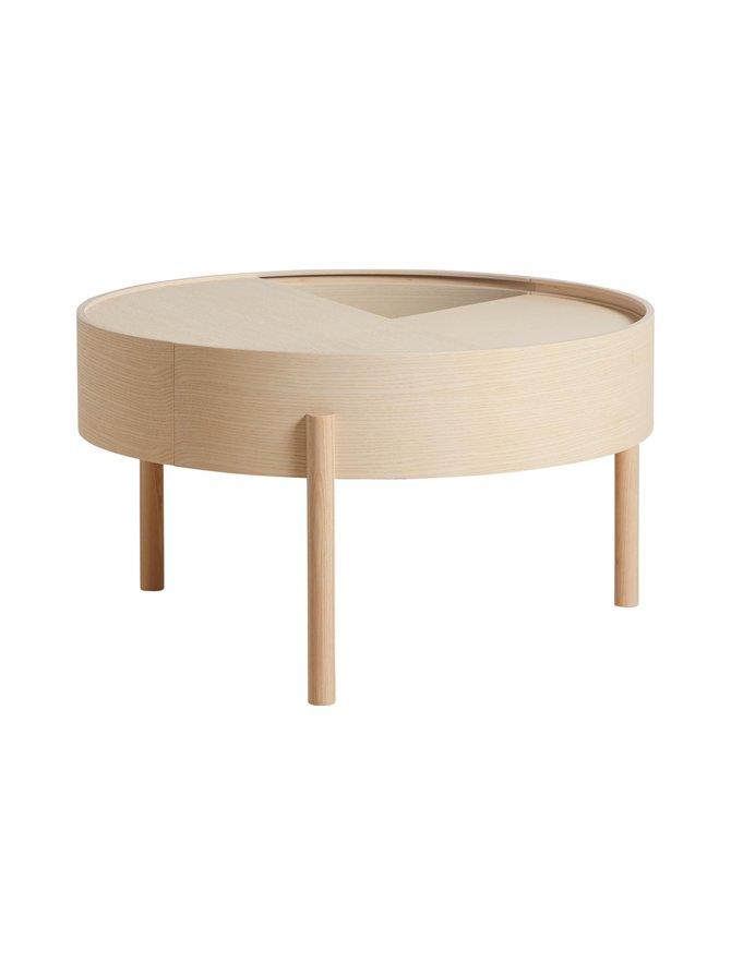 Arc-pöytä ø 66 cm