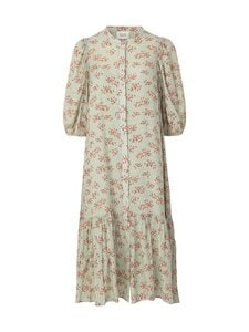SECOND FEMALE - Pune Shirt Dress -mekko - 4066 DESSERT SAGE   Stockmann