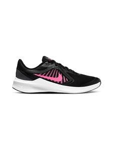 Nike - Downshifter 10 -sneakerit - 002 BLACK/PINK GLOW-ANTHRACITE-WHITE | Stockmann
