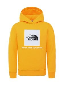 The North Face - Y New Box Crew Hoodie -huppari - 56P1 SUMMIT GOLD | Stockmann