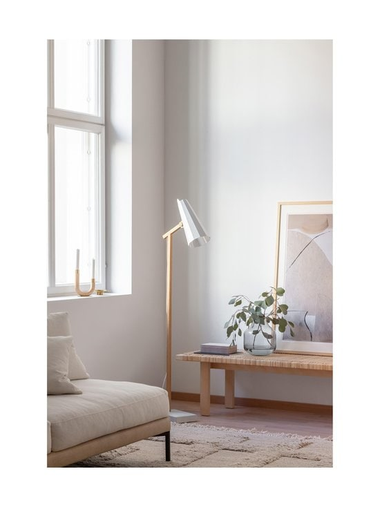Himmee - Filly Short Neck -lattiavalaisin 145 cm - TAMMI/VALKOINEN | Stockmann - photo 4