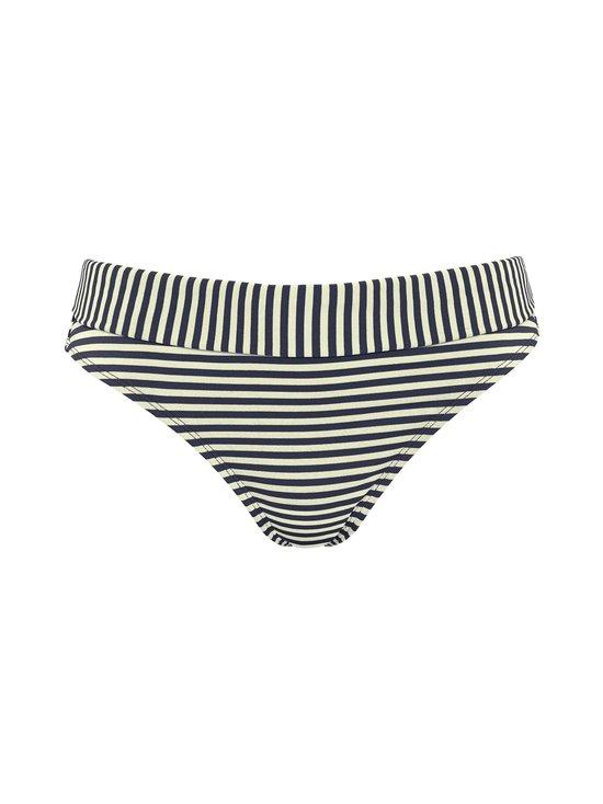 Marlies Dekkers - Holi Vintage Fold Down -bikinialaosa - BLUE ECRU   Stockmann - photo 1